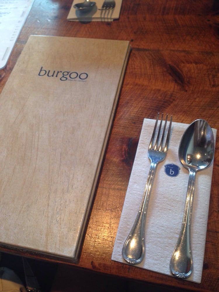 Burgoo Bistro
